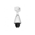 """Canon CEILING MOUNT FOR 1&1/2"""" NFT POLE ADAPTOR POLE NOT INCLUDED OUTDOOR VANDAL DOME IP66"""