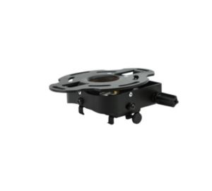 Peerless PRGS-UNV ceiling Black project mount