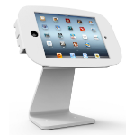 Maclocks Compulocks iPad Secure Space Enclosure Wall Mount White - Wall mount for tablet - aluminium - white 235SMENW