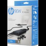 HP Slim-AC-Adapter, 90 W