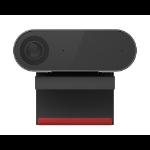 Lenovo ThinkSmart Cam webcam 1920 x 1080 pixels USB Black