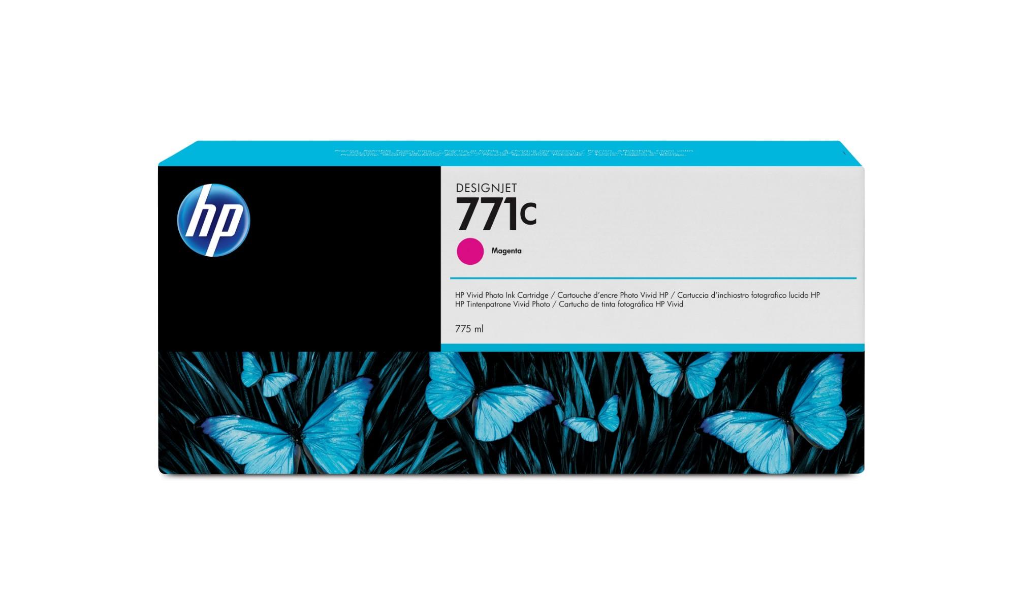 HP 771C Origineel Magenta