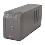 APC Smart UPS SC 420VA 120V uninterruptible power supply (UPS) 260 W