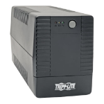 Tripp Lite BC600TU uninterruptible power supply (UPS) Line-Interactive 600 VA 360 W 6 AC outlet(s)