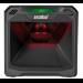 Zebra DS7708 1D/2D LED Negro Lector de códigos de barras fijo