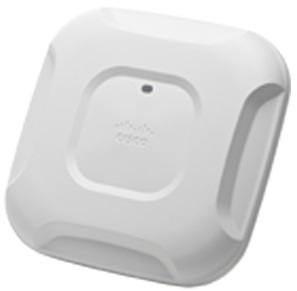 Cisco Aironet 3700i WLAN access point 1300 Mbit/s Power over Ethernet (PoE) White