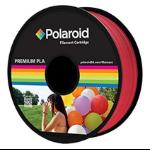 Polaroid PL-8019-00 3D printing material Polylactic acid (PLA) Red,Transparent 1 kg