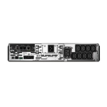 APC Smart-UPS X 2200VA Line-Interactive 2200VA 9AC outlet(s) Rackmount/Tower Black uninterruptible power supply (UPS)