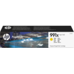 HP M0J98AE (991X) Ink cartridge yellow, 16K pages, 182ml
