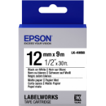 Epson LK-4WBB labelprinter-tape
