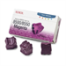 Xerox 108R00670 Dry ink in color-stix, 3K pages, Pack qty 3