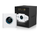 Ubiquiti Networks AmpliFi High Density HD Home Wi-Fi Router - 802.11ac 3x3MIMO Max Coverage 930 sqm - LCD Screen - Gig