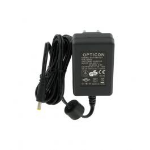 Opticon 10991 power adapter/inverter indoor Black