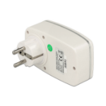 DeLOCK 78010 Type F (Schuko) Type F (Schuko) White power plug adapter