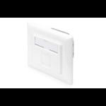 Digitus DN-9010-1 socket-outlet RJ-45 White