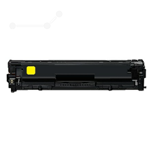 Xerox 006R03810 compatible Toner yellow, 1.8K pages (replaces Canon 716Y 731Y HP 125A 128A 131A)