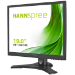 "Hannspree Hanns.G HP 194 DJB LED display 48.3 cm (19"") Black"