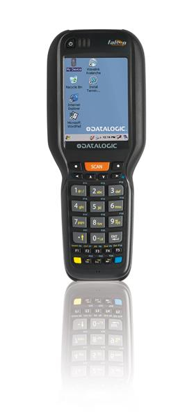 "Datalogic Falcon X3+ handheld mobile computer 8.89 cm (3.5"") 640 x 480 pixels Touchscreen 674 g Blac"