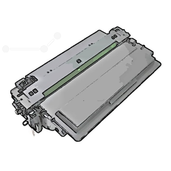 Dataproducts DPC16AE compatible Toner black, 12K pages, 2,100gr (replaces HP 16A)