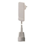 Bachmann 933.006 power extension 1.5 m 1 AC outlet(s) Indoor White