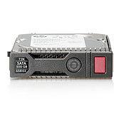 """Hewlett Packard Enterprise 1TB 6G SATA LFF 3.5"""" 1024 GB Serial ATA III"""