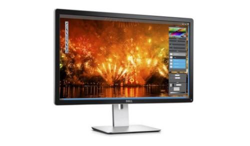 """DELL P2415Q LED display 60.5 cm (23.8"""") 3840 x 2160 pixels 4K Ultra HD Matt Black"""