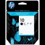 HP 10 Origineel Zwart 1 stuk(s)