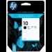 HP 10 Original Negro 1 pieza(s)