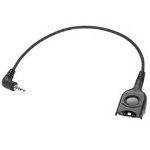 Sennheiser CCEL 195 3.5mm Black mobile phone cable