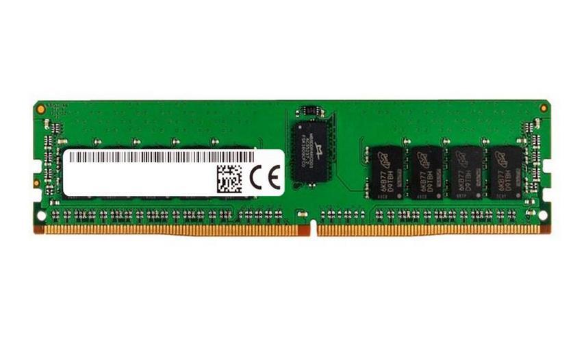 Micron MTA18ASF2G72PZ-2G6J1 módulo de memoria 16 GB 1 x 16 GB DDR4 2666 MHz ECC