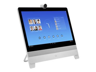 Cisco DX80 video conferencing system Ethernet LAN