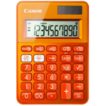 Canon LS-100K calculator Desktop Basisrekenmachine Oranje