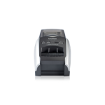 Brother QL-570 Direct thermal 300 x 600DPI Black,Silver label printer