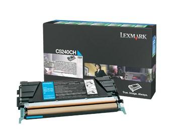 Lexmark 00C5240CH Original Cian