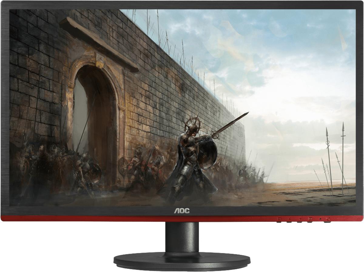 """AOC Gaming G2460VQ6 LED display 61 cm (24"""") 1920 x 1080 pixels Full HD LCD Black"""