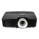 Acer P5515 Desktop projector 4000ANSI lumens DLP 1080p (1920x1080) 3D Black data projector