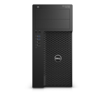 DELL Precision 3620 3.5GHz E3-1240V5 Mini Tower Black
