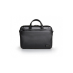 "Port Designs Zurich Toploading notebook case 38.1 cm (15"") Briefcase Black"