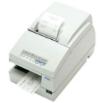 Epson TM-U675 Matriz de punto POS printer Color blanco
