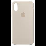 "Apple MRWD2ZM/A mobile phone case 14.7 cm (5.8"") Skin case Grey"