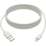 Kit Lightning Cable MFI 3m White mobile phone cable USB A