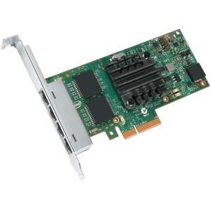 Intel Ethernet Server Adapter I350-T4 - Network adapter - PCIe 2.1 x4 low profile - Gigabit Ethernet x 4