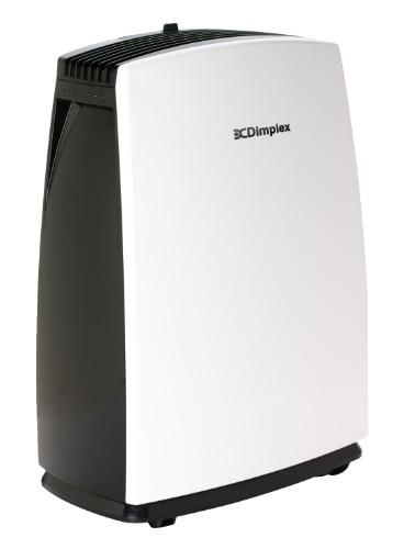 Dimplex DXDH10N 2.3L Black, White dehumidifier