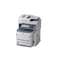 Mc770dnfax - Mono Multifunction Printer - LED - A4 - USB / Ethernet