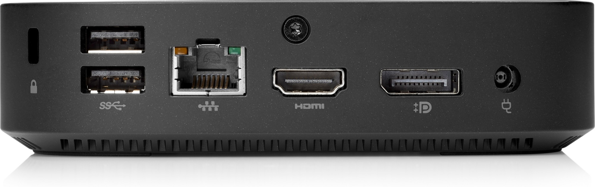 HP t430 1.1 GHz N4000 Black 740 g 3VL71AA#ABU
