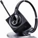 Sennheiser DW Pro 2 USB Binaural Head-band Black,Silver headset