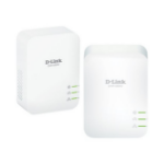 D-Link DHP-601AV 1000Mbit/s Ethernet LAN White 2pc(s) PowerLine network adapter