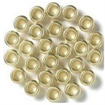 Rexel No. 1 Eyelets Brass (500)
