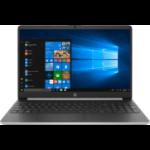 """HP 15s-fq0002na Silver Notebook 39.6 cm (15.6"""") 1920 x 1080 pixels 7th gen Intel® Core™ i3 8 GB DDR4-SDRAM 128 GB SSD Windows 10 Home"""