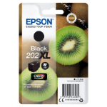 Epson C13T02G14010 (202XL) Ink cartridge black, 550 pages, 14ml